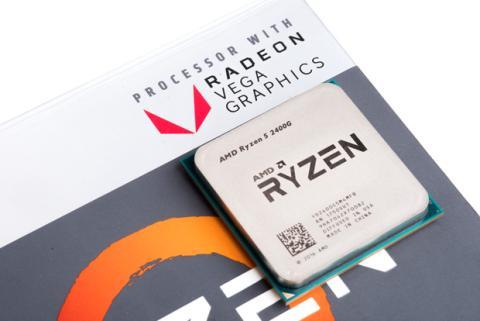 Radeon Vega 2400G
