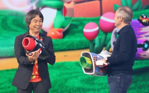 Shigeru Miyamoto E3