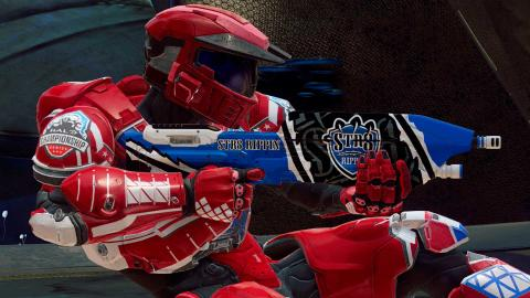 Skins de Halo 5 - eSports