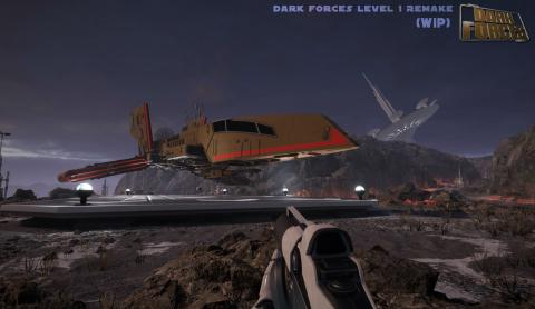 Star Wars Dark Forces remake