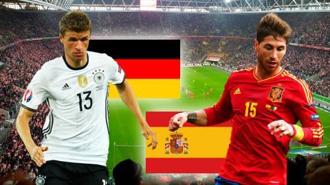 Alemania España