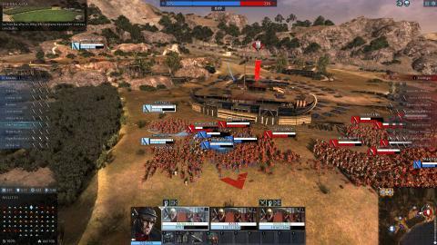 Análisis de Total War Arena para PC