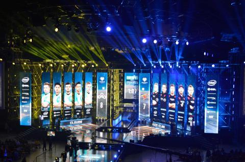 Arenas de eSports del IEM Katowice 2018
