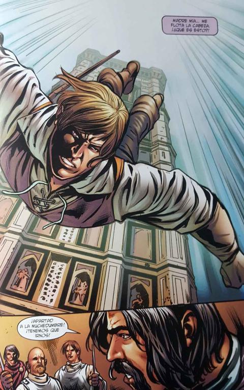 Assassin's Creed: Vuelta a casa