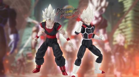 Dragon Ball FighterZ Figuras Clon