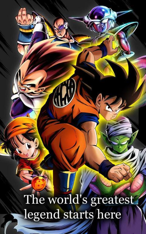 Dragon Ball Legends para Android e iOS