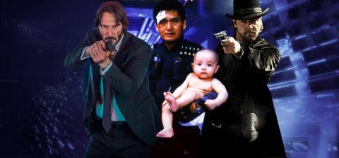 Estas 10 películas de acción son muy buenas, pero pasaron desapercibidas en su momento