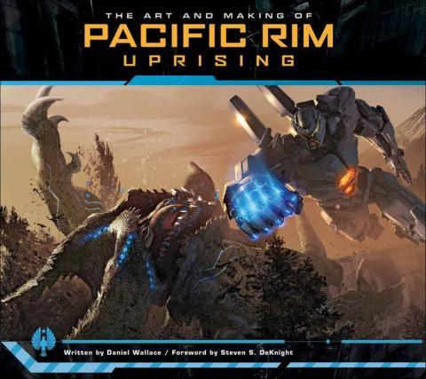 Increíbles los concept art de Pacific Rim: Insurrección