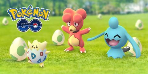 Pokémon GO - Festival de Primavera