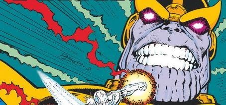 El Renacimiento de Thanos, de Jim Starlin y Rom Lim