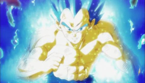 Super Saiyan Blue Evolution