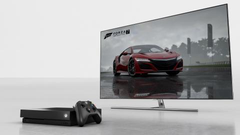 TV 4k xbox