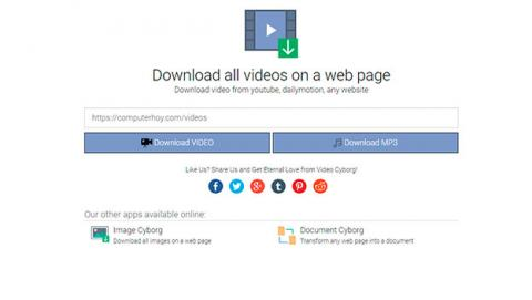 descargar videos de facebook online mp3