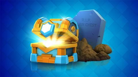 cofre del clan, clash royale,