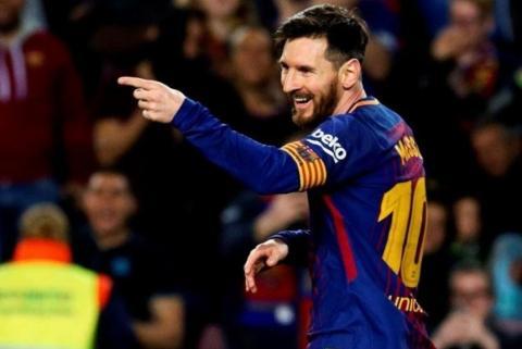 Dragon Ball Messi