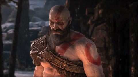 God of War PS4 banda sonora