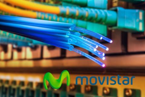 fibra optica movistar