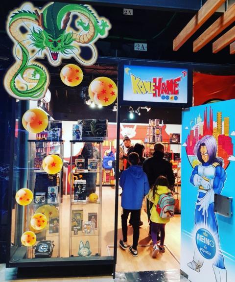 Kame Hame Ha Shop