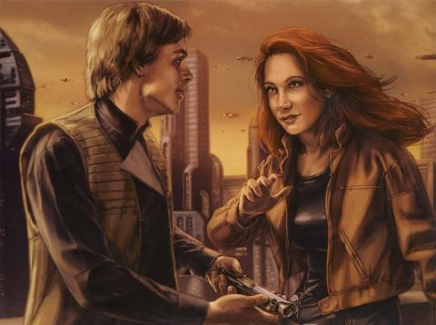 Mara Jade - Star Wars Episodio IX