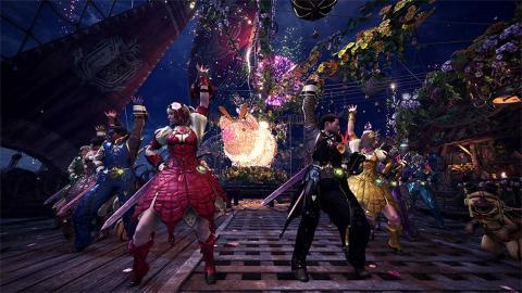 Monster Hunter World Festival Primavera