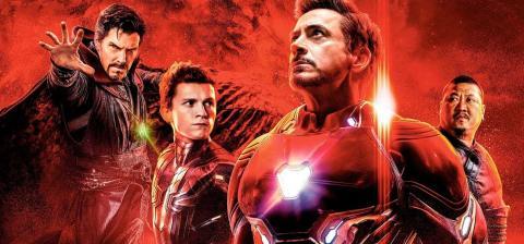 Muertes de Vengadores: Infinity War