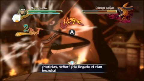 Análisis de Naruto Shippuden Ultimate Ninja Storm para Nintendo