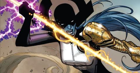 Proxima Midnight en Vengadores: Infinity War