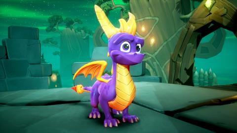 Spyro Reignited Trilogy PS4 Xbox One