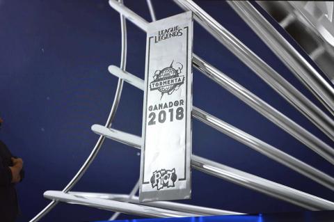 Trofeo del Circuito Tormenta - esports