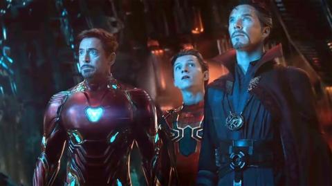 Vengadores: Inifnity War
