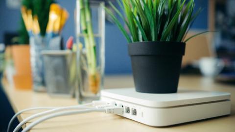 Es obligatorio devolver el router WiFi a la operadora de telefonía.