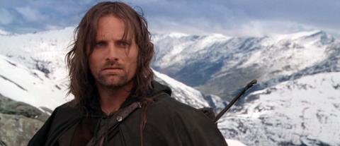 La serie de El señor de los anillos podría centrarse en Aragorn