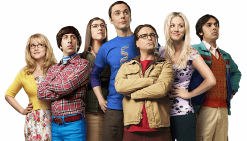 The Big Bang Theory Reparto