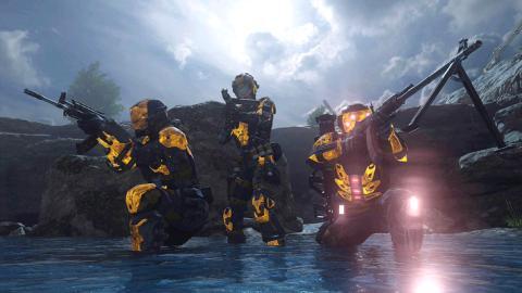 Black Ops III Swarm
