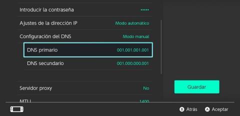Cómo cambiar a las DNS 1 1 1 1 para navegar más rápido en PS4