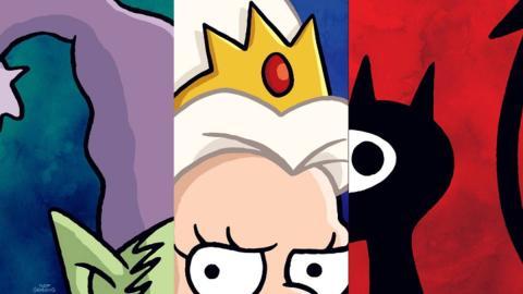 Disenchantment, la nueva serie de Matt Groening