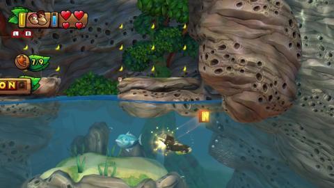 Donkey Kong Tropical Freeze Secretos