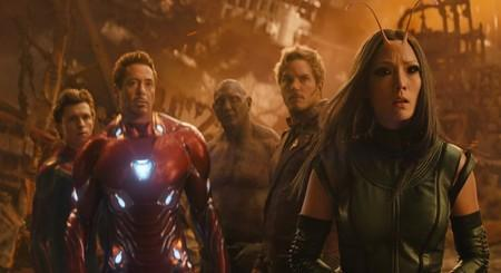 Escena Infinity War