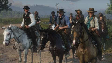 Exclusiva Red Dead Redemption 2 6