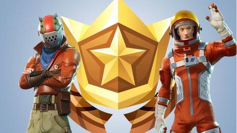 Fortnite Battle Royale Desafio Tesoro Semana 3 Temporada 4 Apertura