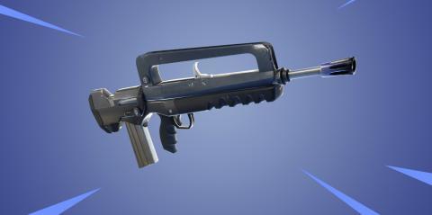 fusil de asalto, fortnite