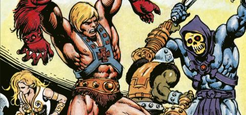 He-Man y los Masters de Universo vol.1