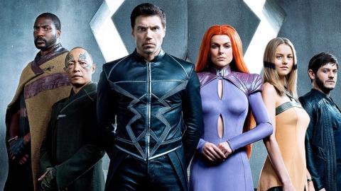 Marvel Inhumans serie TV