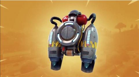Jetpack Fortnite