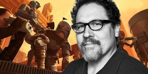 Jon Favreu confirma cuándo se desarrollará su serie de Star Wars