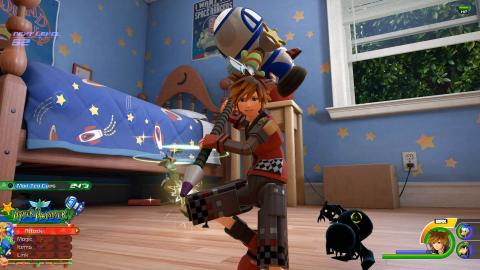 Kingdom Hearts 3 PS4 Xbox One