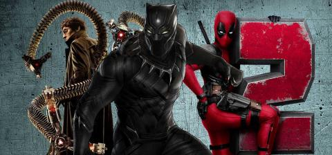 Mejores películas de Marvel