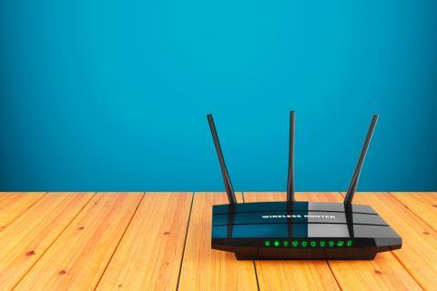 Qué significan las luces de tu router