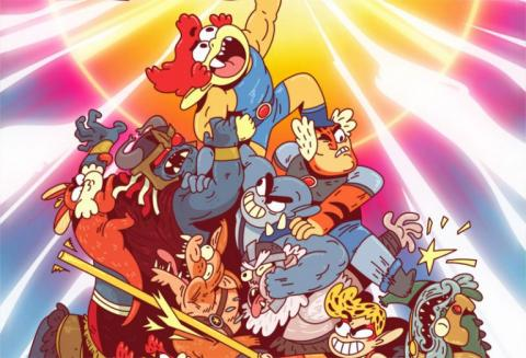 Remakes de series de dibujos animados