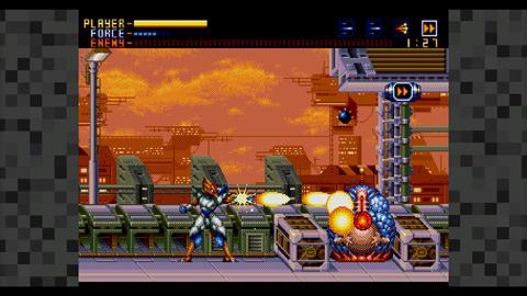 Sega mega drive classics 7